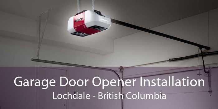 Garage Door Opener Installation Lochdale - British Columbia
