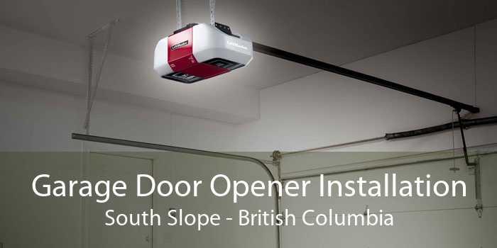 Garage Door Opener Installation South Slope - British Columbia