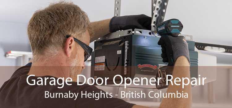 Garage Door Opener Repair Burnaby Heights - British Columbia