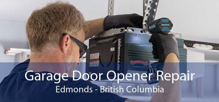 Garage Door Opener Repair Edmonds - British Columbia