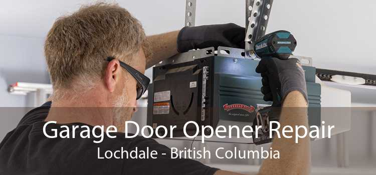 Garage Door Opener Repair Lochdale - British Columbia