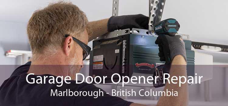 Garage Door Opener Repair Marlborough - British Columbia