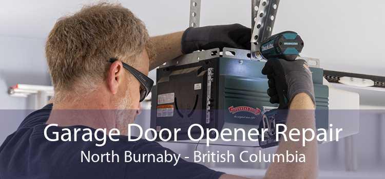 Garage Door Opener Repair North Burnaby - British Columbia