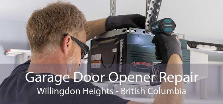 Garage Door Opener Repair Willingdon Heights - British Columbia