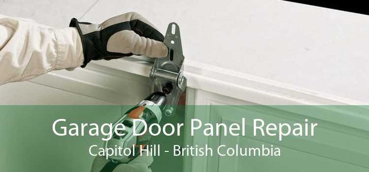 Garage Door Panel Repair Capitol Hill - British Columbia