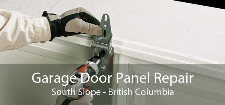 Garage Door Panel Repair South Slope - British Columbia