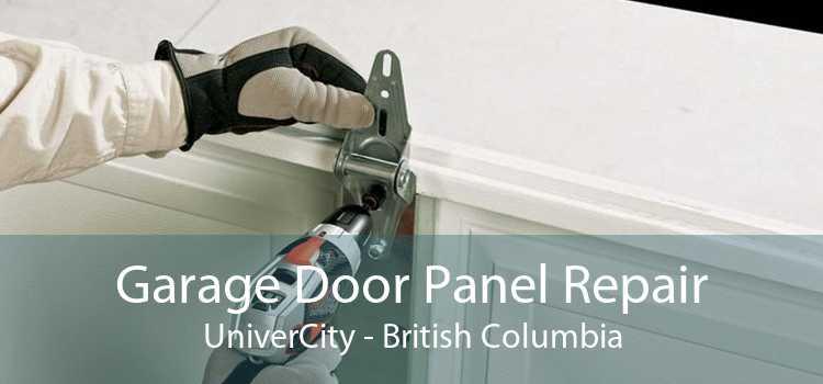 Garage Door Panel Repair UniverCity - British Columbia