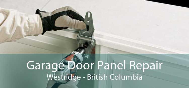 Garage Door Panel Repair Westridge - British Columbia