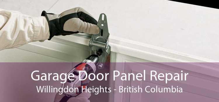 Garage Door Panel Repair Willingdon Heights - British Columbia