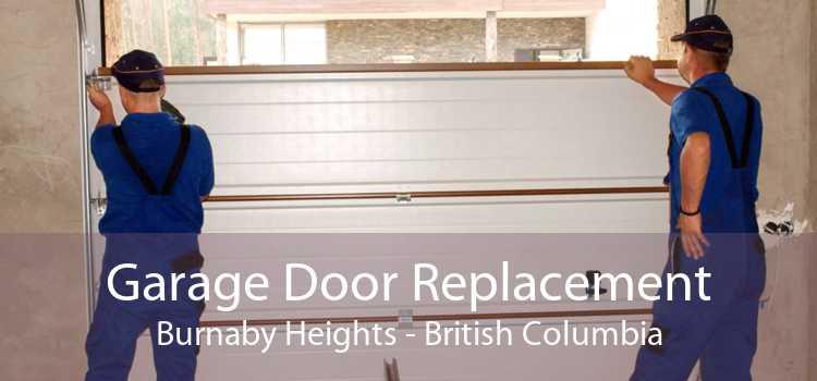 Garage Door Replacement Burnaby Heights - British Columbia