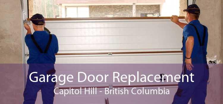 Garage Door Replacement Capitol Hill - British Columbia