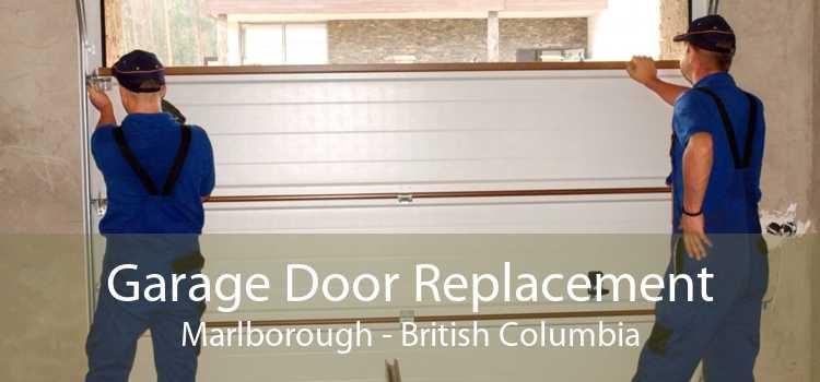 Garage Door Replacement Marlborough - British Columbia