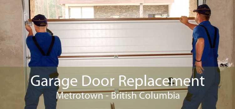 Garage Door Replacement Metrotown - British Columbia