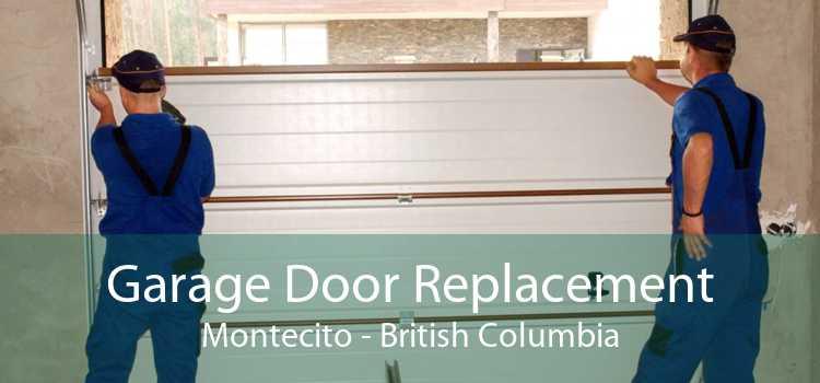 Garage Door Replacement Montecito - British Columbia