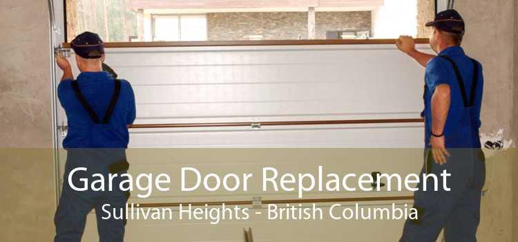 Garage Door Replacement Sullivan Heights - British Columbia