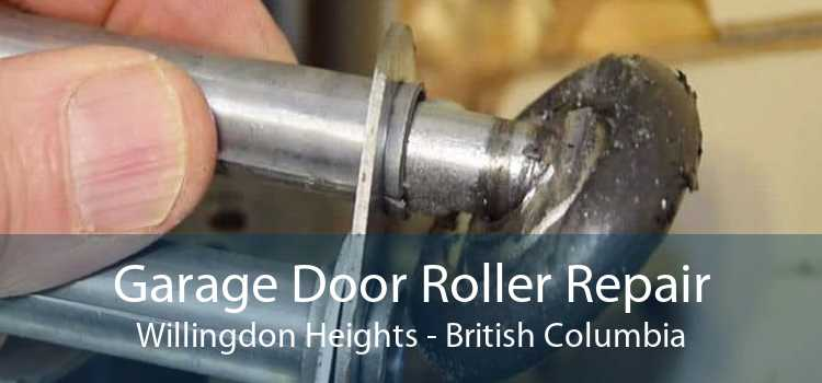 Garage Door Roller Repair Willingdon Heights - British Columbia