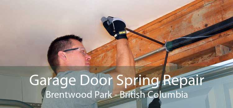 Garage Door Spring Repair Brentwood Park - British Columbia