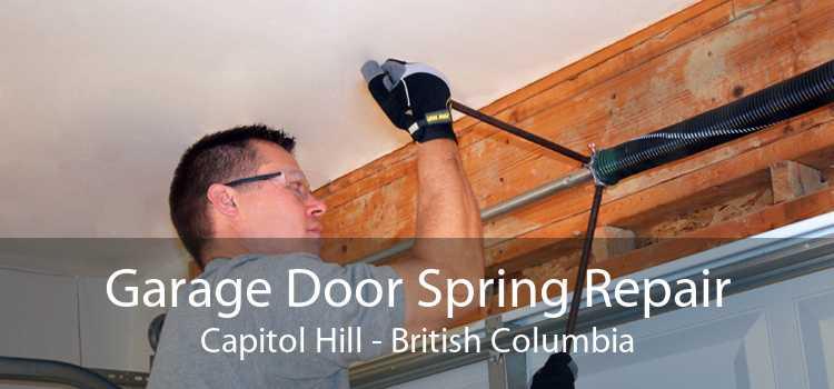 Garage Door Spring Repair Capitol Hill - British Columbia