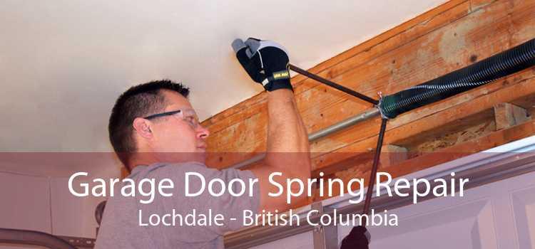 Garage Door Spring Repair Lochdale - British Columbia