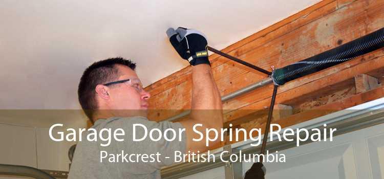 Garage Door Spring Repair Parkcrest - British Columbia