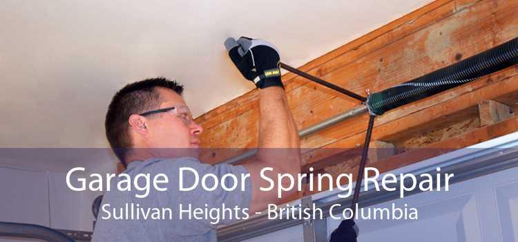 Garage Door Spring Repair Sullivan Heights - British Columbia