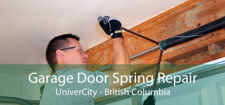Garage Door Spring Repair UniverCity - British Columbia