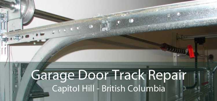 Garage Door Track Repair Capitol Hill - British Columbia