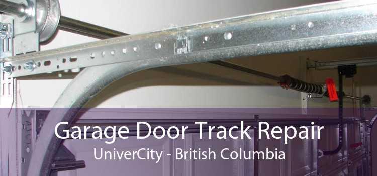 Garage Door Track Repair UniverCity - British Columbia