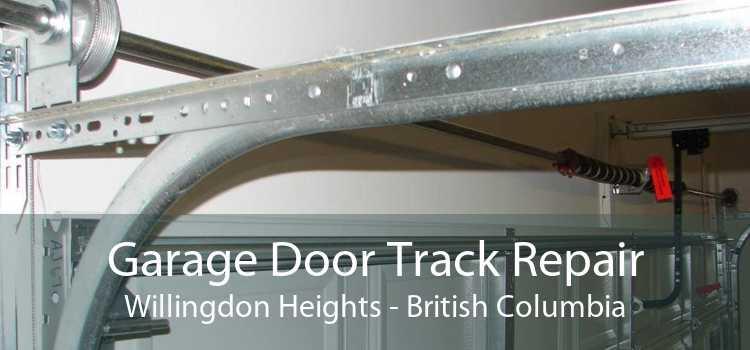 Garage Door Track Repair Willingdon Heights - British Columbia