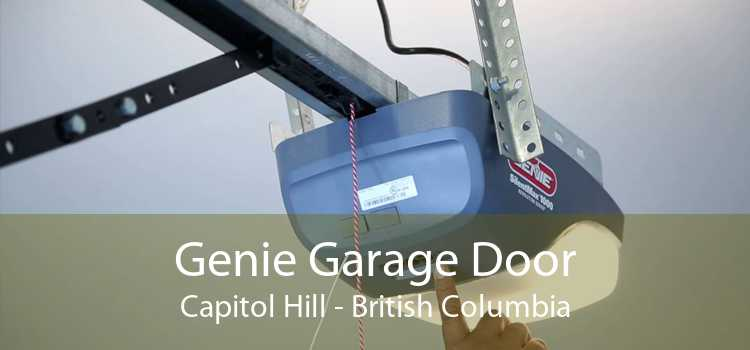 Genie Garage Door Capitol Hill - British Columbia