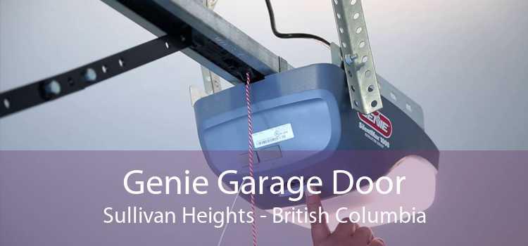 Genie Garage Door Sullivan Heights - British Columbia