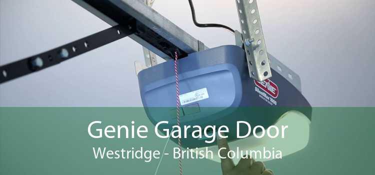 Genie Garage Door Westridge - British Columbia