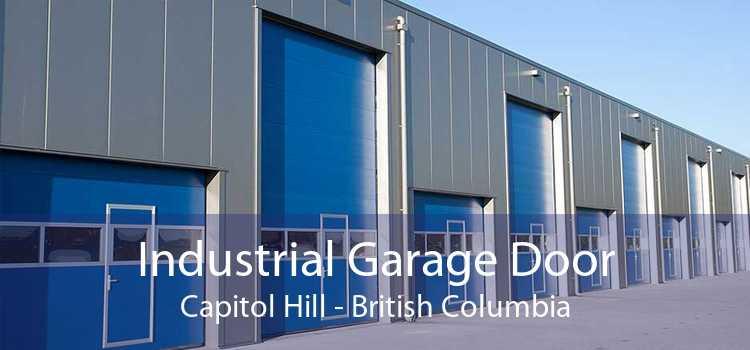 Industrial Garage Door Capitol Hill - British Columbia