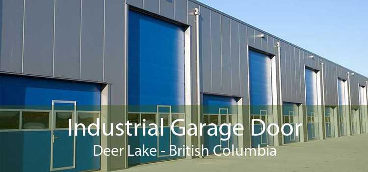 Industrial Garage Door Deer Lake - British Columbia