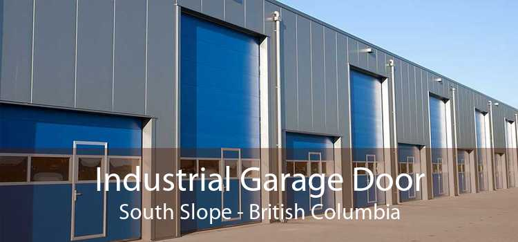 Industrial Garage Door South Slope - British Columbia