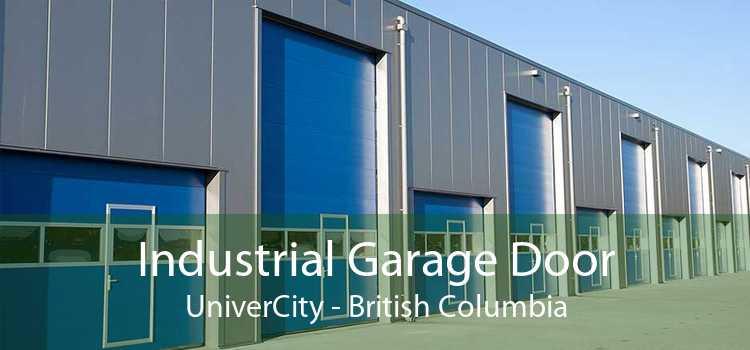 Industrial Garage Door UniverCity - British Columbia