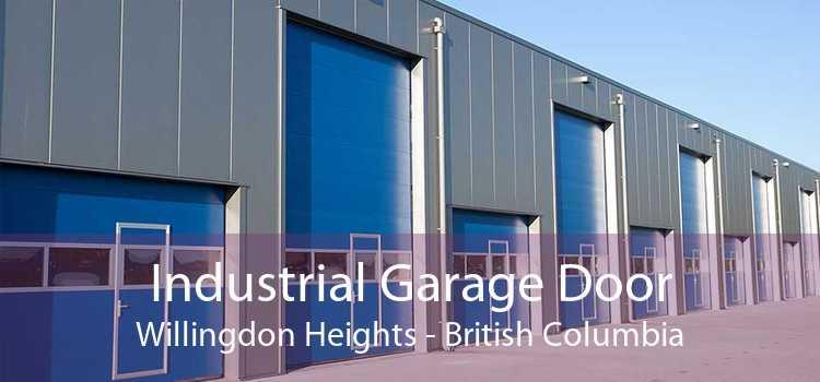 Industrial Garage Door Willingdon Heights - British Columbia