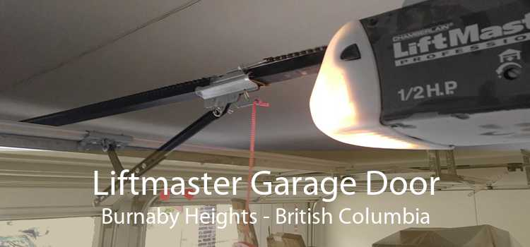 Liftmaster Garage Door Burnaby Heights - British Columbia