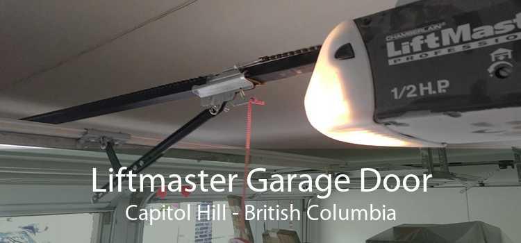 Liftmaster Garage Door Capitol Hill - British Columbia