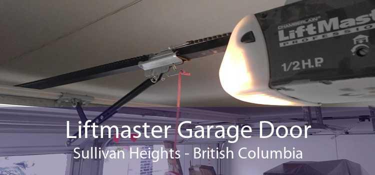 Liftmaster Garage Door Sullivan Heights - British Columbia