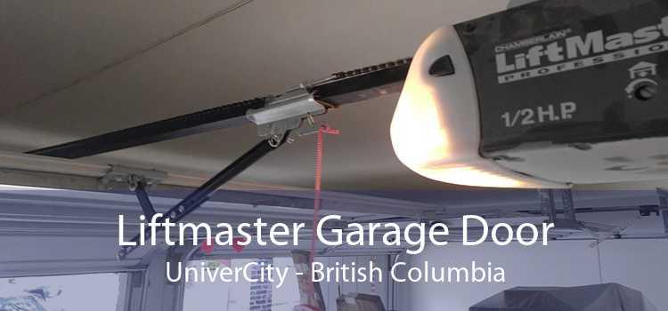 Liftmaster Garage Door UniverCity - British Columbia