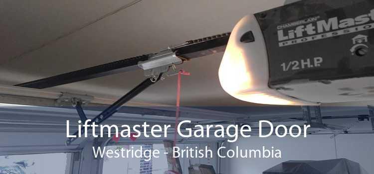 Liftmaster Garage Door Westridge - British Columbia
