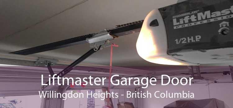 Liftmaster Garage Door Willingdon Heights - British Columbia