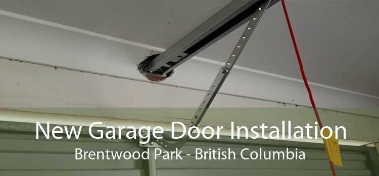 New Garage Door Installation Brentwood Park - British Columbia