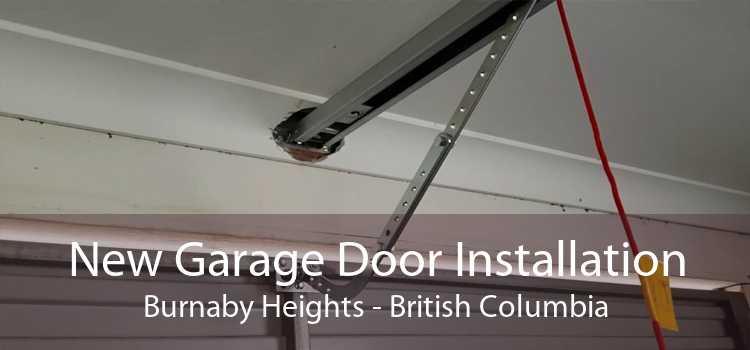 New Garage Door Installation Burnaby Heights - British Columbia