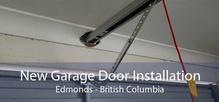 New Garage Door Installation Edmonds - British Columbia