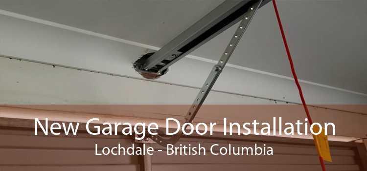 New Garage Door Installation Lochdale - British Columbia
