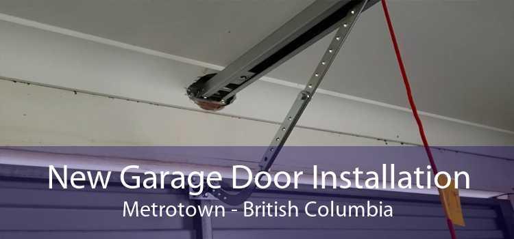 New Garage Door Installation Metrotown - British Columbia