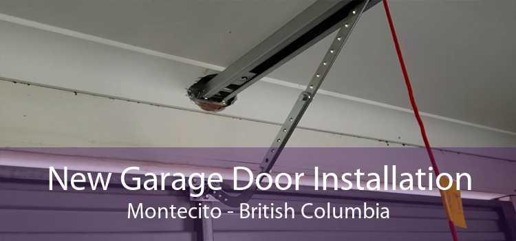 New Garage Door Installation Montecito - British Columbia