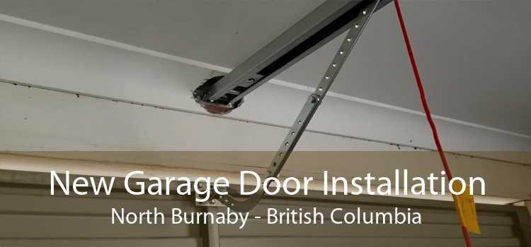 New Garage Door Installation North Burnaby - British Columbia